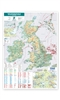 Energy Infrastructure Map of the United Kingdom and Ireland, 2nd edition