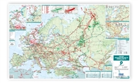 Pipeline Infrastructure Map of Europe & the CIS, 1st edition
