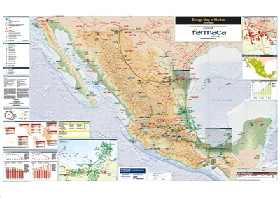 Energy Map of Mexico, 2019 edition