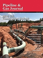 Pipeline & Gas Journal - Back Issues - 2018- Digital