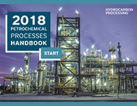 2018 Petrochemical Processes Handbook- Limited Time Offer