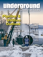 Underground Construction- Back Issues - 2019