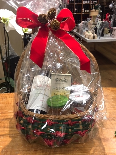 Brunello Christmas gift basket