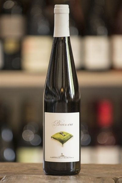 2014 Barbera Bianco white wine of lombardia
