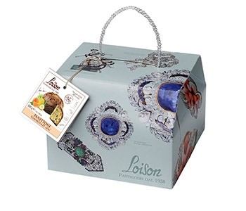 Loison Panettone Classico Smeraldo Collection 500g