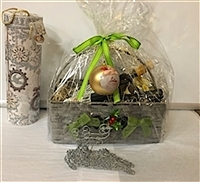 3 wine Gift Basket