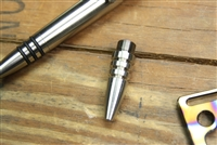 Titanium Tip - Precision Press Pen