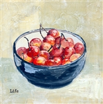 Bowl Full of Cherries