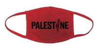 Palestine Map Mask