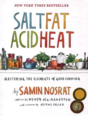 Salt, Fat, Acid, Heat: 