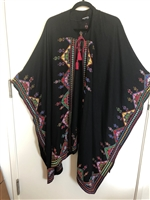 Embroidered Cape from Gaza