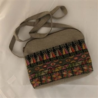 Embroidered Purse from Gaza
