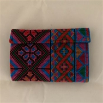 Embroidered Wallet from Gaza