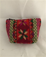 Embroidered Coin Purse from Gaza
