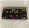 Embroidered Wallet from Balata Refugee Camp