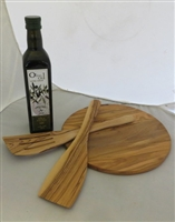 Olive Wood Chef Gift Set