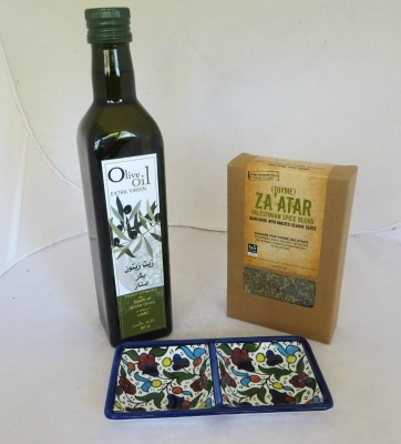 Zeit and Za'atar Gift Set