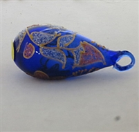 Palestinian Glass Ornament
