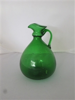 Palestinian Glass Decanter