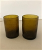 Palestinian Glass Tumbler, Set of Two