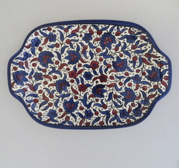 Palestinian Platter- (12 inches)