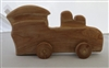 Olive Wood Toy Train