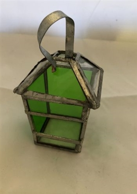 Glass Candle Holder Lantern
