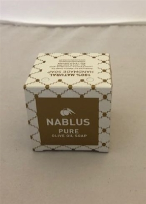 Olive Oil Soap from Nablus