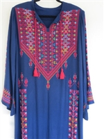 Embroidered Dress from Gaza