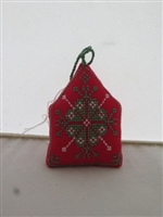 Embroidered Ornament from Gaza