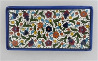 Palestinian Ceramic Serving Dish