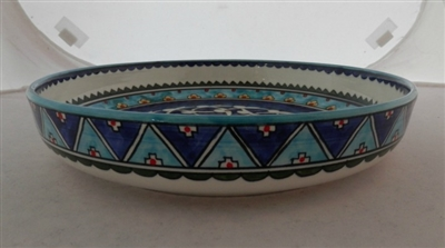 Palestinian Serving Bowl (11 inches)