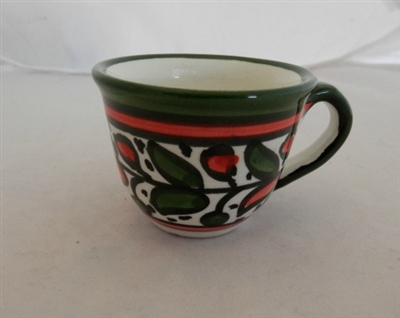Ceramic Cups: Set of 2 cups