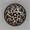 Palestinian Ceramic Bowl 3.5 inches