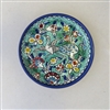 Palestinian Ceramic Small Plate: 5 inches
