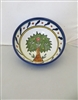 Palestinian Ceramic Bowl 7 inches