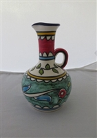 Ceramic Olive Oil or Vinegar Dispenser