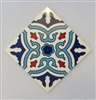 Palestinian Ceramic Tile 6 inches
