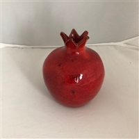 Ceramic Pomegranate Vase