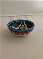 "Ceramic ""Dipping"" Bowl 3.5 inches"