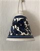 Ceramic Bell Ornament