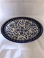 Ceramic Shallow Serving Platter (13 inches)