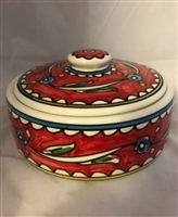 Ceramic Covered Casserole