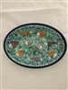 Ceramic Oval Serving  Platter  (11.5 inches)