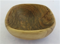 Olive Wood Bowl (4 inch diameter)