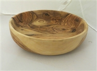 Olive Wood Salad Serving Bowl