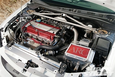 Evo9 ARC Intake Box Dress Kit