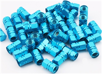 Anodized Aluminum Valve Stem Caps
