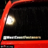 @WestCoastFasteners Handle Vinyl Sticker