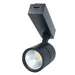 01113 | LED Track Light - Black - 3000K | USALight.com